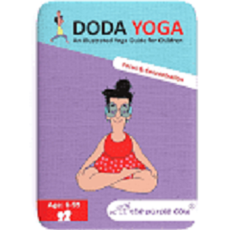 Book - Doda yoga focus & concentration