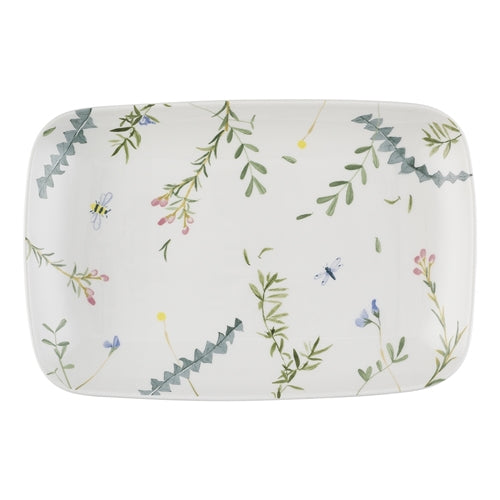 Ecology Greenhouse Rectangular Platter 28cm