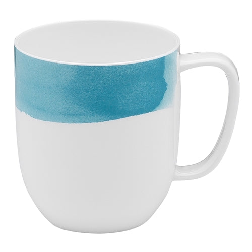 Ecology Watercolour Aqua Mug 380ml
