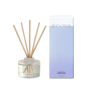 Ecoya - Coconut & Elderflower Mini diffuser