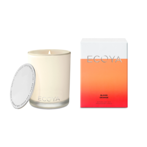 Ecoya - Blood Orange Madison Jar - Large candle