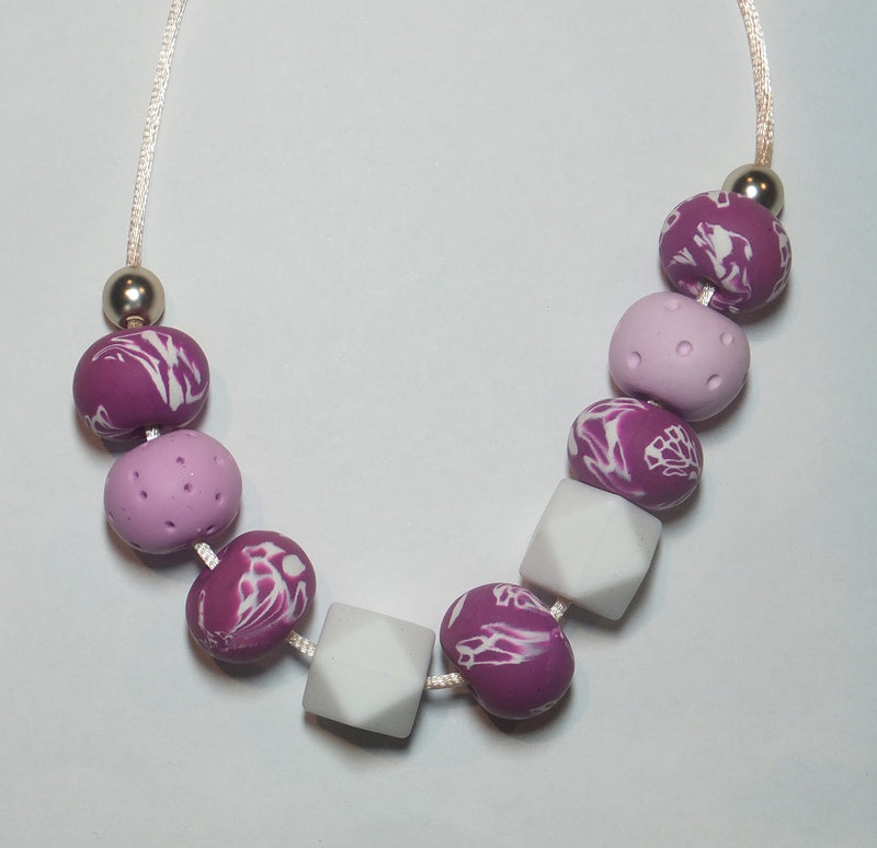 Necklace on adjustable Cord from LillyMay
