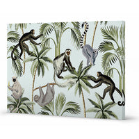 Canvas Print - Monkey Business - 60cm x 40cm