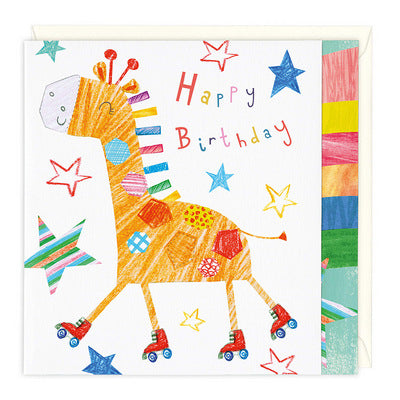 Happy Birthday Card for a child