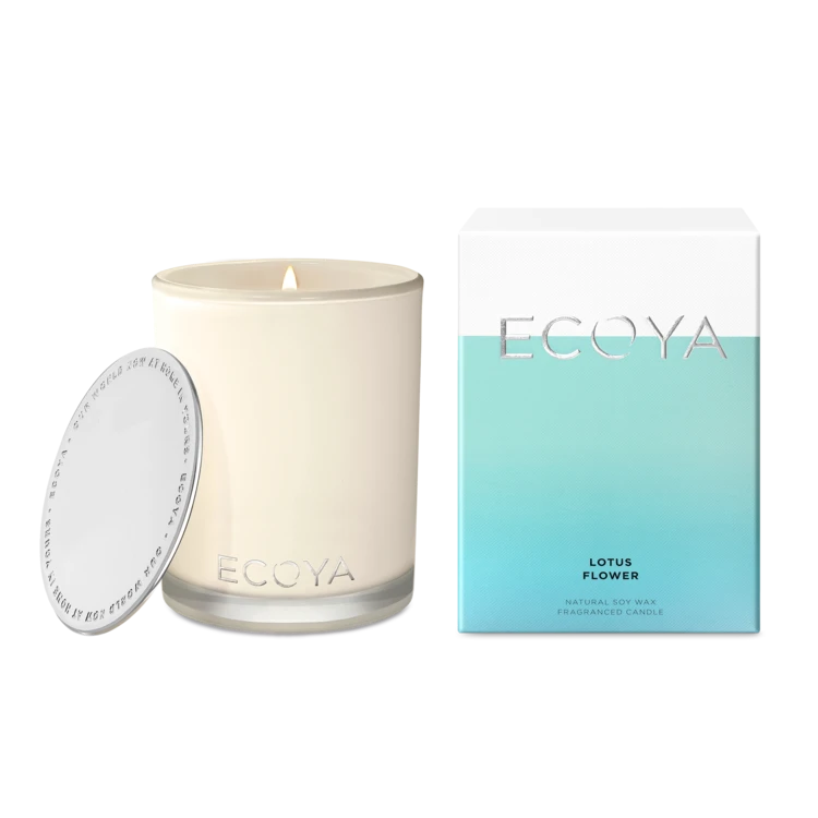 Ecoya - Madison candle large - Lotus Flower