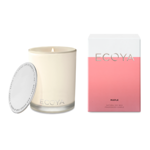Ecoya - Maple Madison Candle - Large