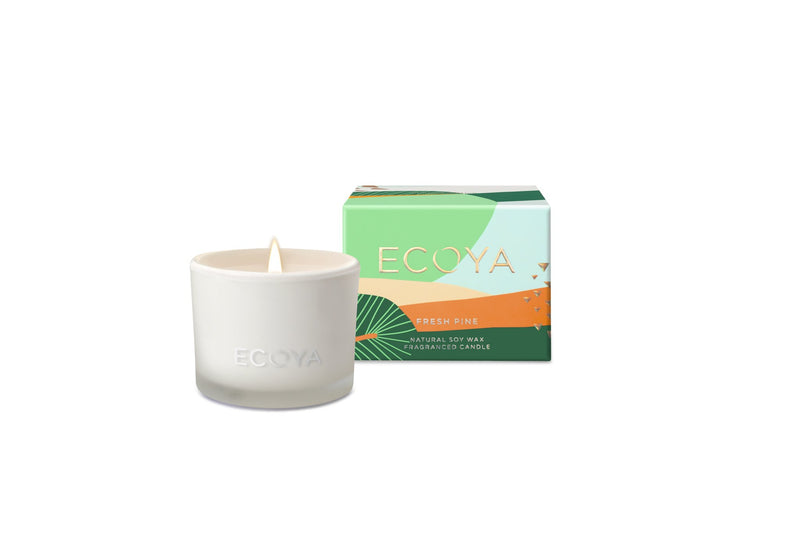 Ecoya Limited Edition Monty Jar Candle - Fresh Pine