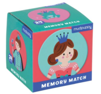 Mudpuppy memory match. Enchanting Princess