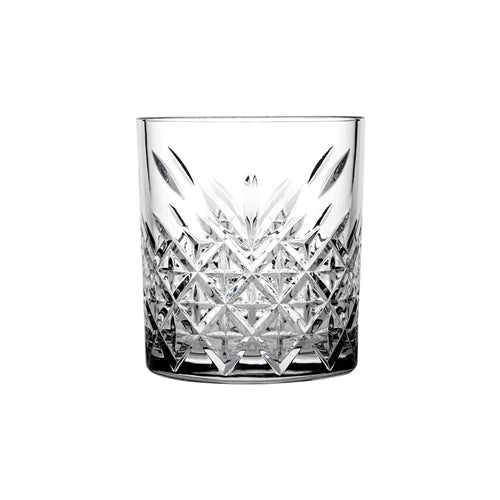 Set of 4 Pasabahce Timeless 345ml Drinking Glasses