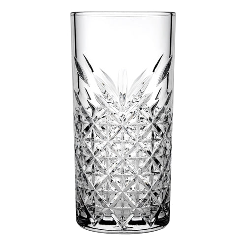 Pasabahce Timeless Hi Ball 450ml Set of 4 Drinking Glasses