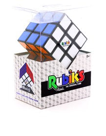 The Original Rubik's Cube 3x3 for Ages 8+