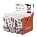 Smart FX 2.0 - set of 3 clip on phone camera lenses