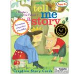 Book - create a story cards - mystery in the forest