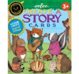 Book - create a story card - animal village