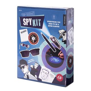 Top Secret Spy Kit for ages 8+
