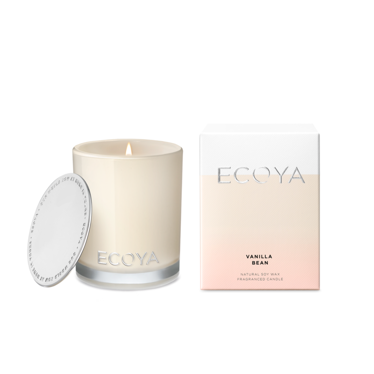 Ecoya mini candle vanilla bean