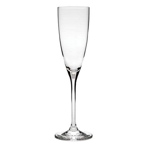 Rona Valentini Verve 180ml European Champagne Flutes Set of 4