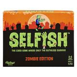 Card Game- Selfish Zombie Edition