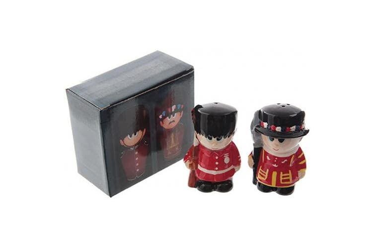 Guardsman & Beefeater Salt & Pepper Shaker