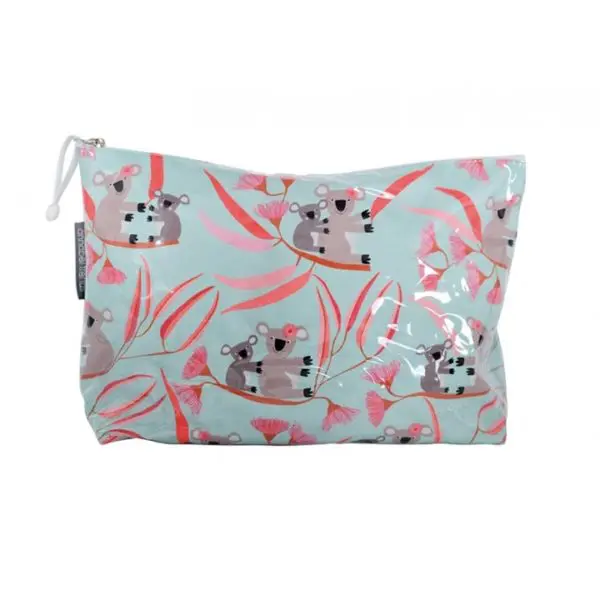 Cosmetic bag - large - koala