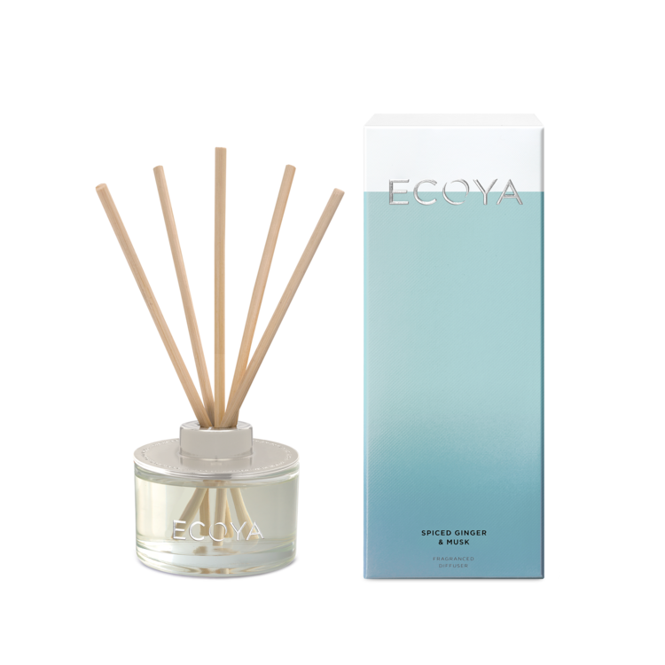 Ecoya - mini diffuser - Spiced ginger & musk