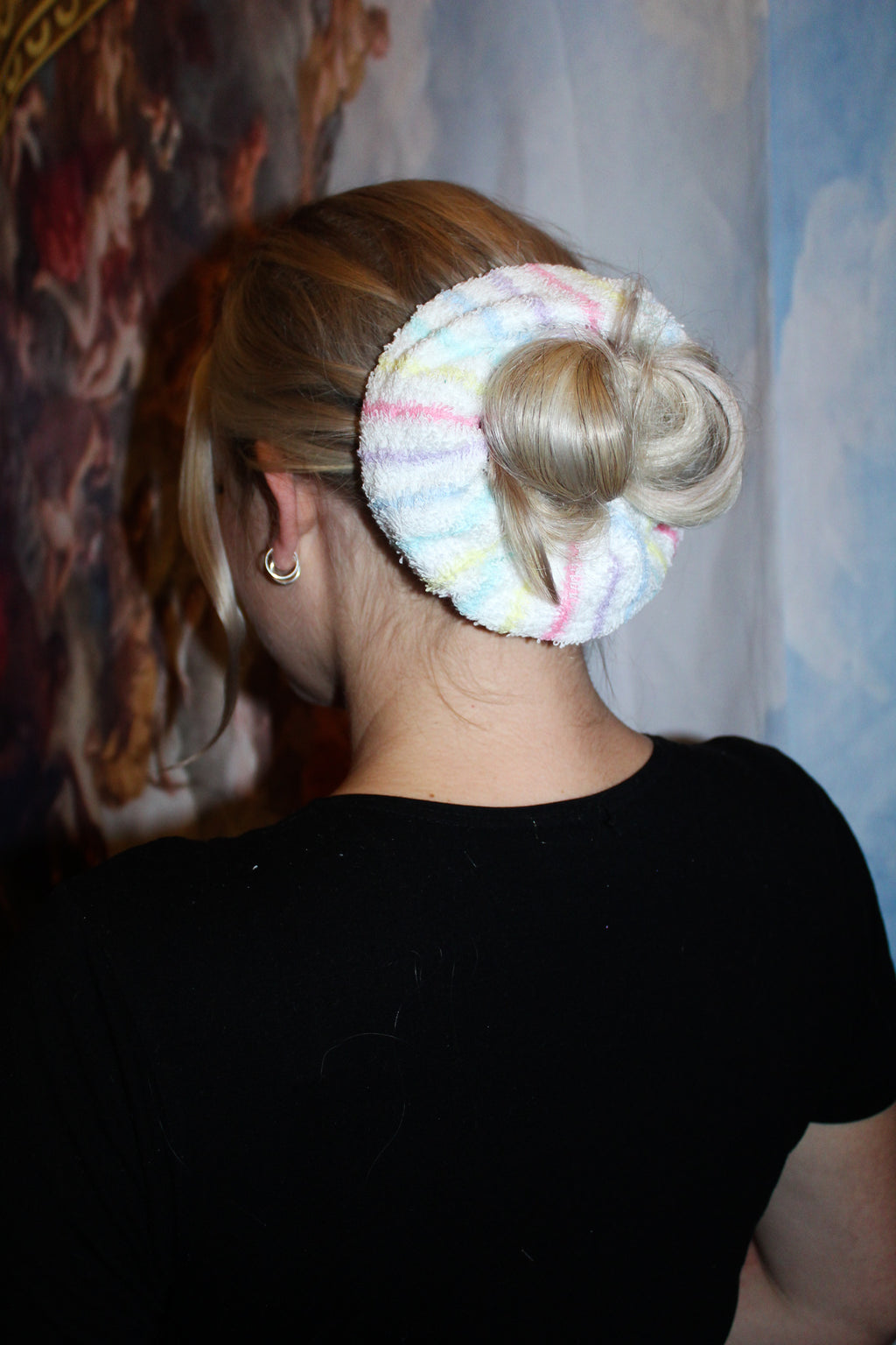 Colour Frottie Scrunchie