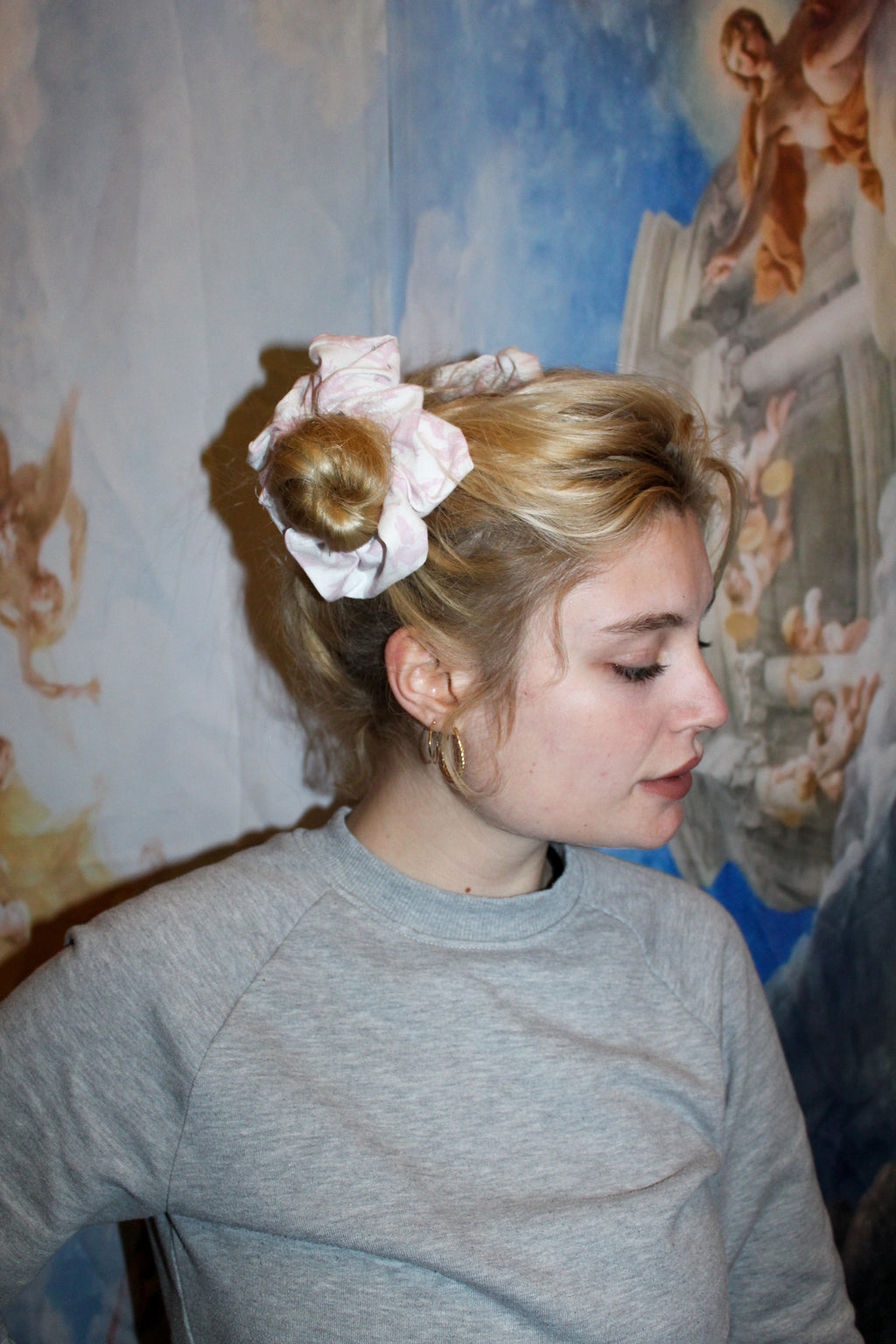 Unicorn Scrunchie