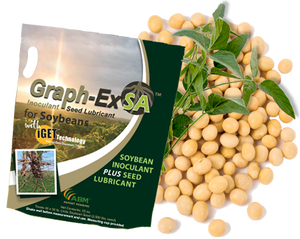 Inoculant, Graph-Ex SA Soybean (25 oz.) - Treats 50 Units