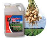 Inoculant, America's Best Inoculant Sterile Liquid for Peanuts (2.2 Gal) - Treats 20 Acres