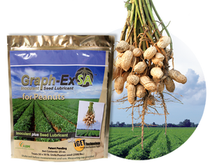 Inoculant, Graph-Ex SA for Peanuts (25 oz) - Treats 25 Units