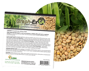 Inoculant, Graph-Ex SA for Cover Crops (4 oz) - Treats 2 Units