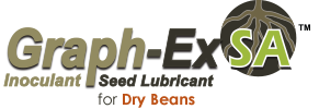Inoculant/Seed Lubricants, Graph-Ex SA Dry Bean (25 oz) - Treats 50 Units