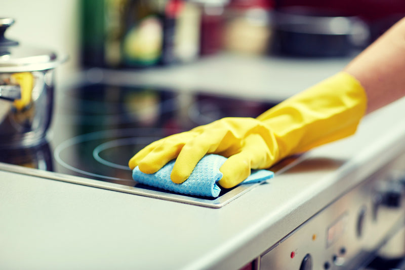 13 Kitchen Cleaning Hacks to Save Time, Money, and the Environment