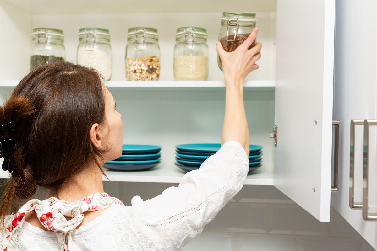 Big Moves: 10 Kitchen Organization Hacks to Free Up Space
