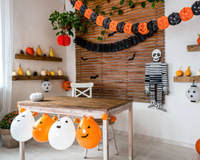 Easy homemade Halloween decorations that are cheap