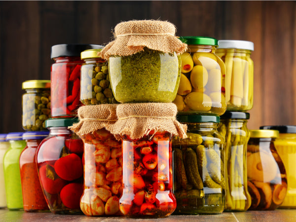 10 Best Ways To Preserve Your Food Long Term