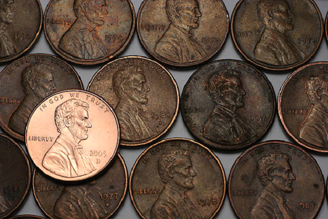shiny penny collection