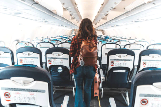 How to deal with fear of flying on a plane