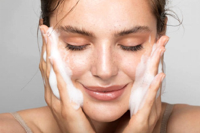 how to clean face for skin care