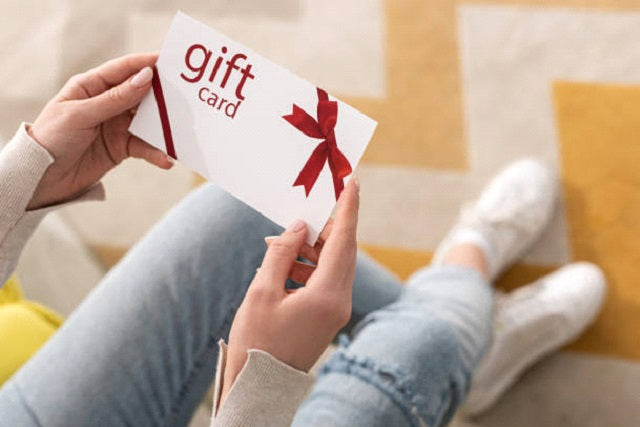 holiday gift cards for the family