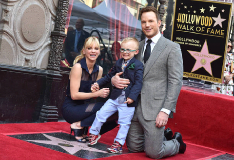chris pratt's kids
