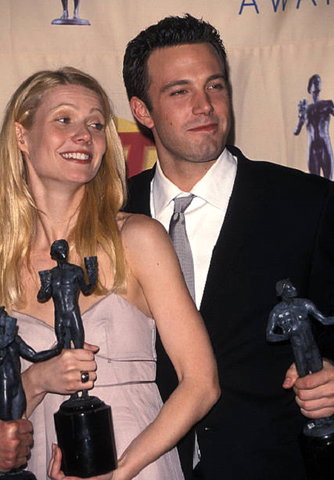 Gwyneth Paltrow and Ben Affleck ended their relationship