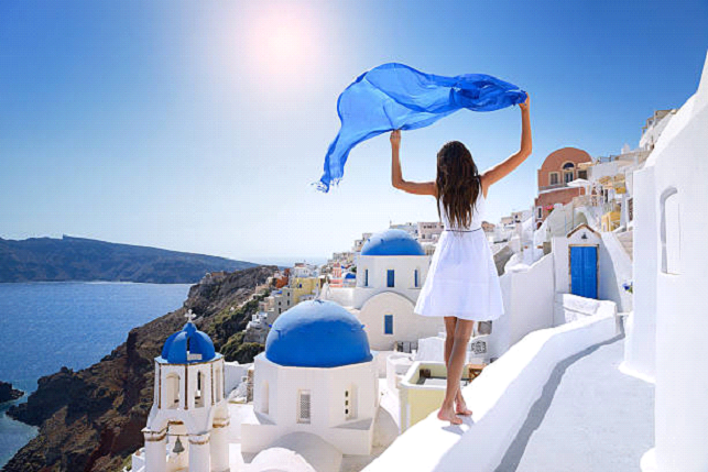 Traveling to Greece for the first time