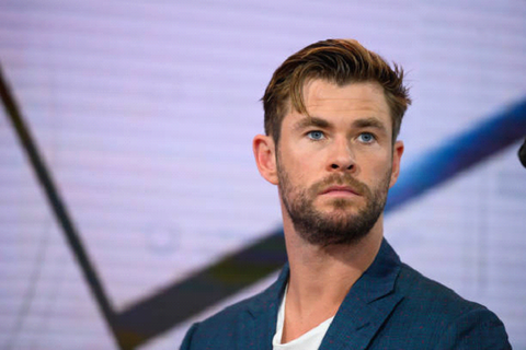 Chris Hemsworth sexy celebrities