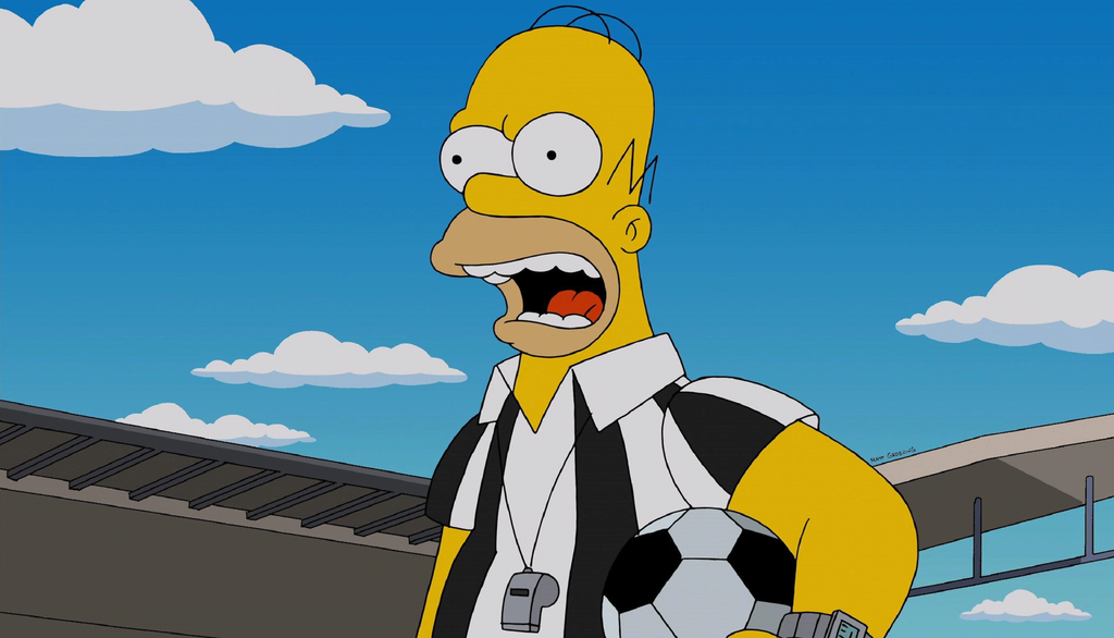 simpsons prediction germany cup 2014