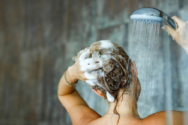 How to wash your hair for best results