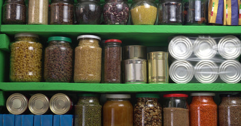 Kitchen Orginzation Hacks canned food hows to orgianize canned goods
