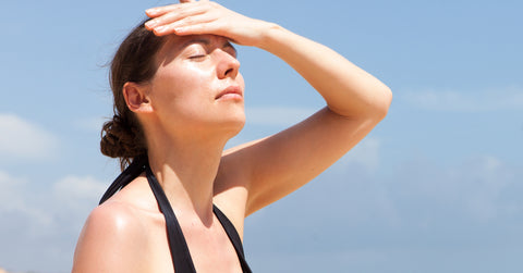 sun poisoning symptoms and causes