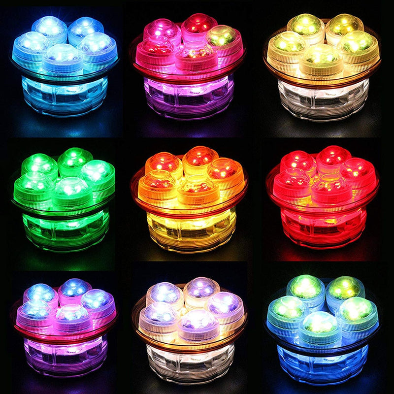Swimming pool Waterproof LED Flexible Underwater lights