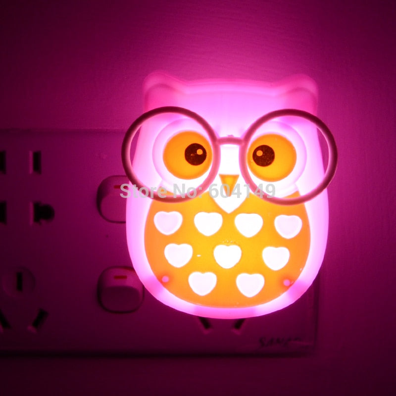 Owl Night Light